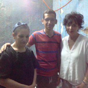 dzieci z Al Minya